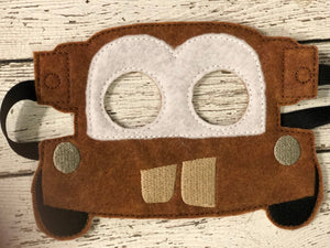 Cars Inspired Masks - 805 Masks