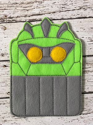 Transformer Rescue Bot Crayon Holders - 805 Masks