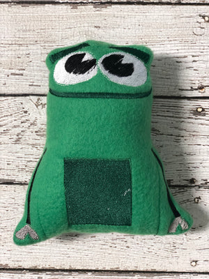 Story Bot Stuffed Toy - 805-masks