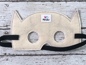 Big Hero Inspired Felt Masks - 805 Masks