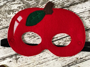 Fruit Felt Masks - 805 Masks