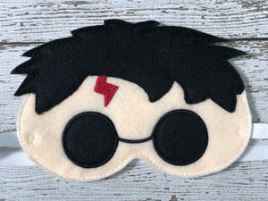 Harry Potter Inspired Sleep Mask - 805-masks