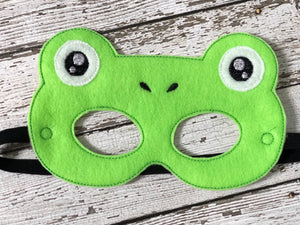 Frog Felt Mask - 805-masks