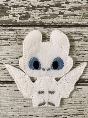 Dragon Felt Finger Puppets - 805-masks