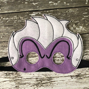 Little Mermaid Felt Masks - 805-masks
