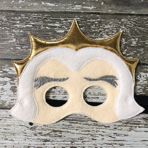 Little Mermaid Felt Masks - 805 Masks
