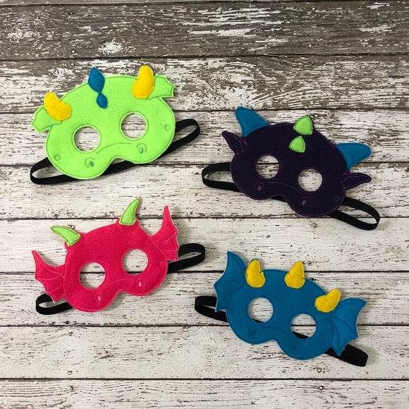Dragon Felt Masks - 805-masks