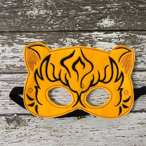 Tiger Felt Masks - 805-masks