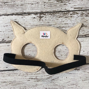 Horse Felt Mask - 805 Masks