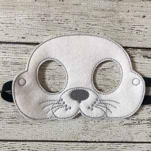 Arctic Animal Felt Masks - 805-masks