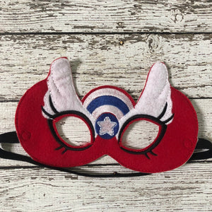 USA Felt Masks - 805 Masks