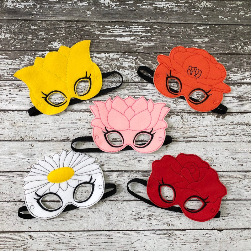 Flower Mask Flower Costume - 805-masks