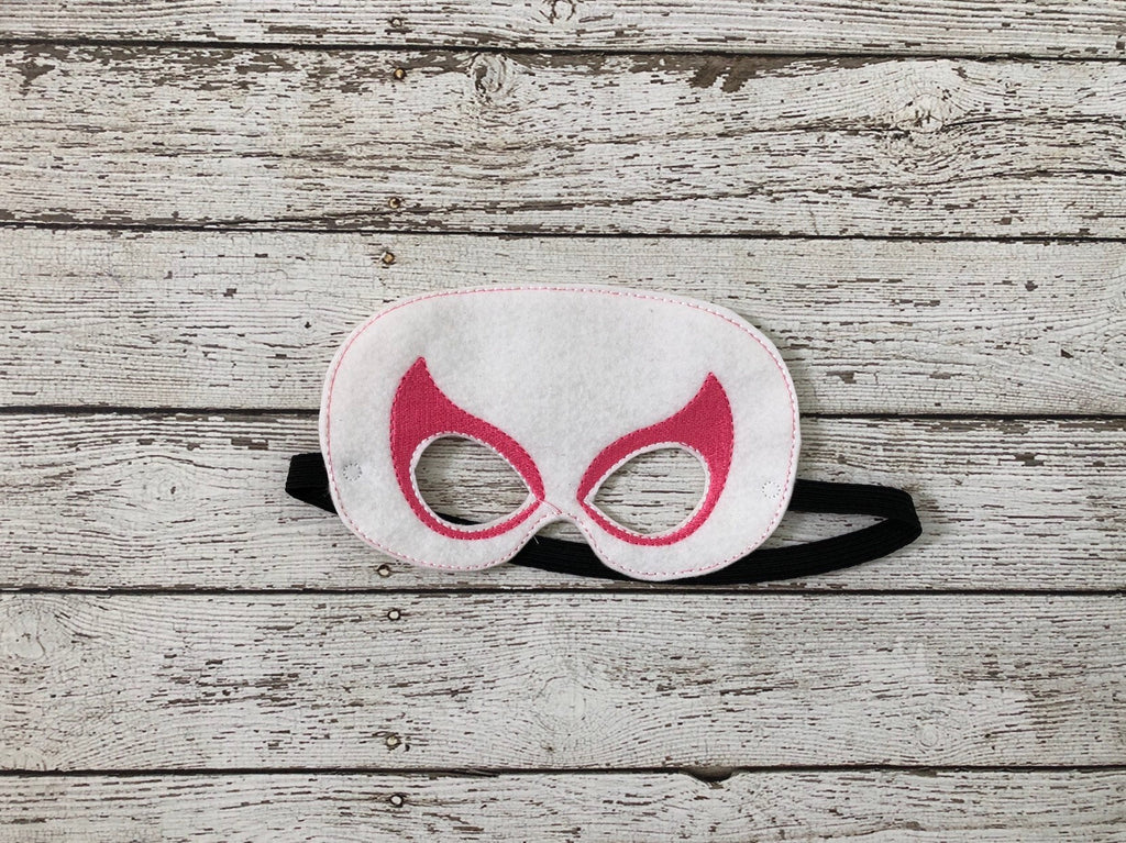 Spider Girl Gwen Inspired Mask Costume - 805 Masks