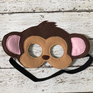 Monkey Costume Monkey Mask - 805 Masks