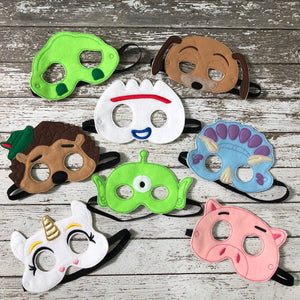 Toy Story Inspired Mask Toy Story Costume - 805 Masks