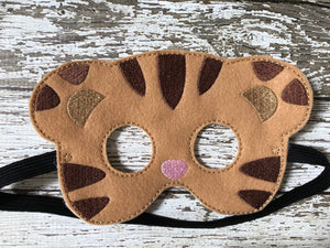 Daniel Tiger Inspired Masks - 805-masks