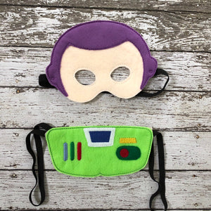 Toy Story Inspired Mask - 805 Masks