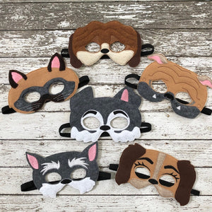 Pet Animal Mask - 805 Masks