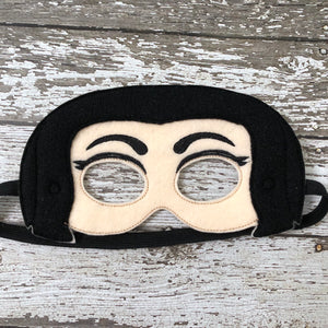 Quirky Family Inspired Felt Masks - 805 Masks