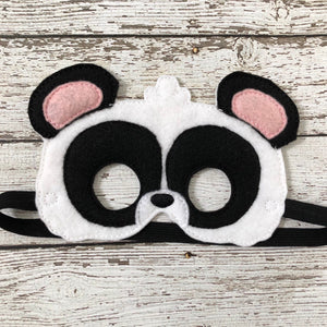 Panda Bear Mask Panda Bear Costume Animal Mask Animal Costume Kids Masks Kids Costumes Halloween mask Dress up mask Pretend Play Party Favor - 805 Masks