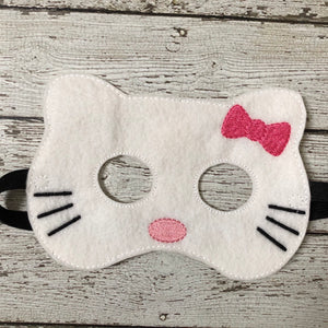 Hello Kitty Inspired Masks - 805-masks