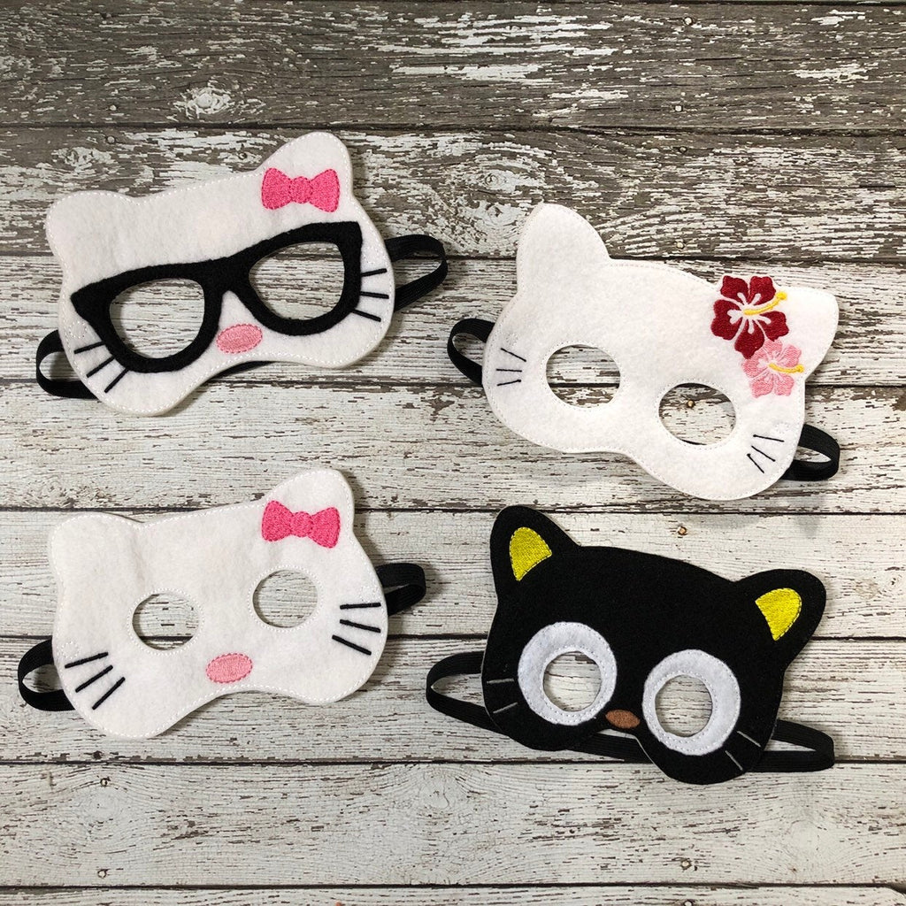 Hello Kitty Inspired Masks - 805 Masks