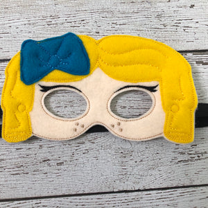 Goldilocks and Three Bears Masks - 805-masks