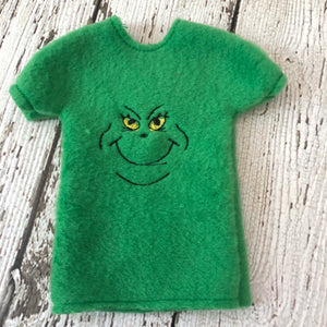 Elf Mean Green One Sweater - 805-masks