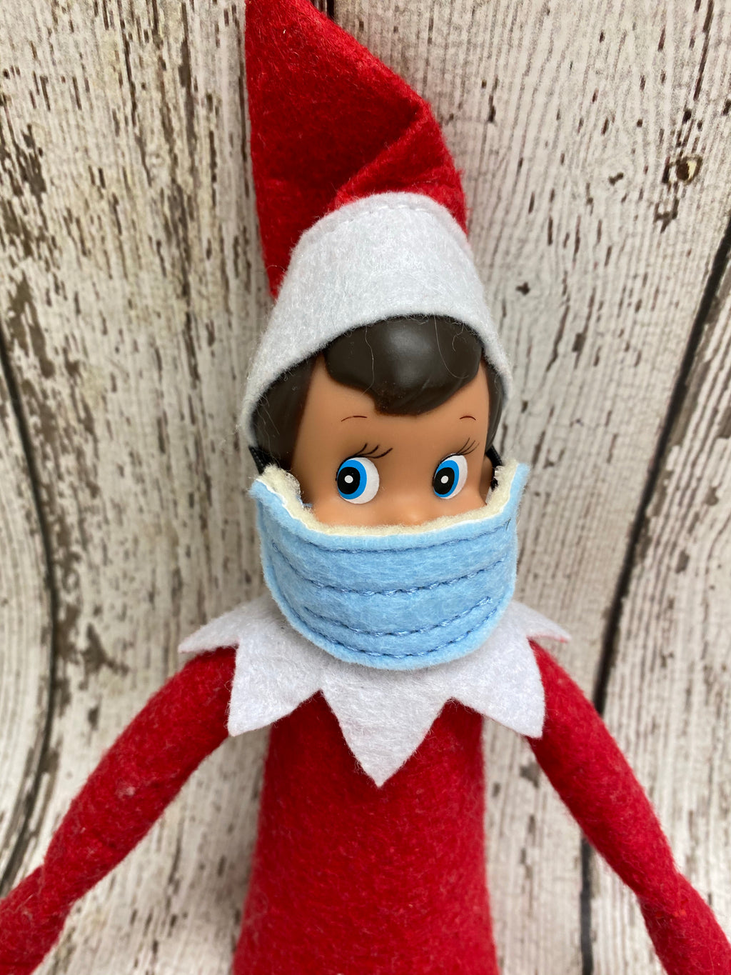 Elf on the Shelf Medical Mask