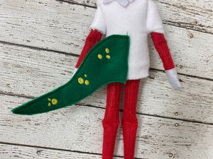 Elf Dinosaur Costume