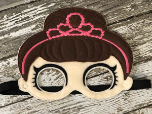 LOL Doll Inspired Felt Masks - 805 Masks