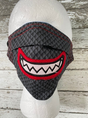 Adult Face Mask with Filter Pocket - Joker