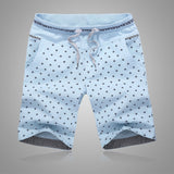 2017 Hot Sale Men's Fashion Korean Style Solid Shorts Male Casual Candy Color Comfortable Beach Shorts MK15088
