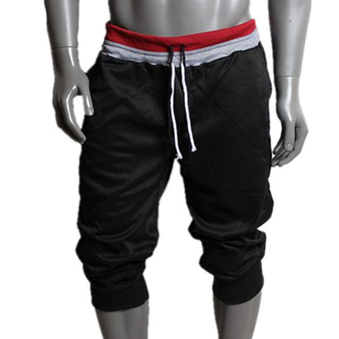 1PC Men Sport Sweat Pants Shorts Harem Dance Baggy Jogging Training Trousers#YL