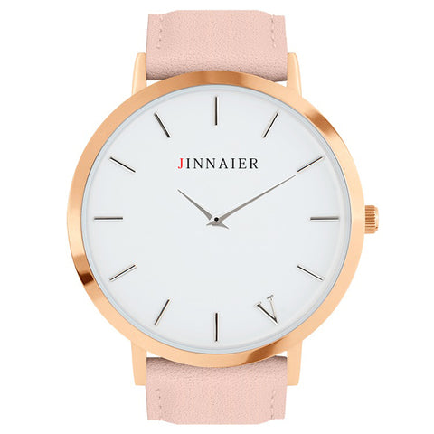 Fashion Casual Quartz Watch Women WristWatches Fashion Pink Gold quartz-watch Female Clock Relogio feminino