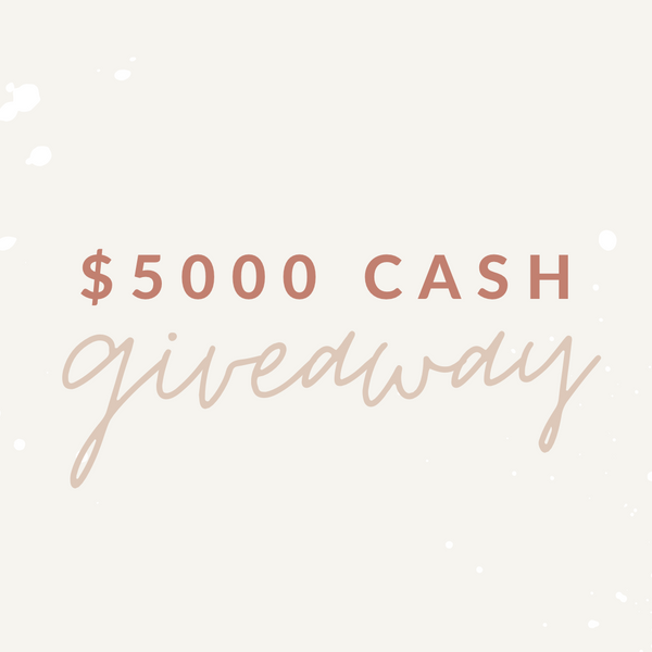 21st Jun / $5000 {Major} Cash Giveaway