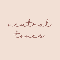30th Aug / Neutral Tones Giveaway