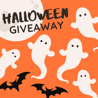 4th Oct / Halloween Giveaway
