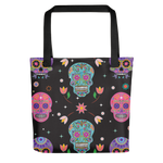 'Day of the Dead' Tote Bag