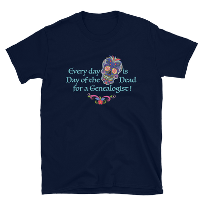 Everyday is Day of the Dead Tee #3