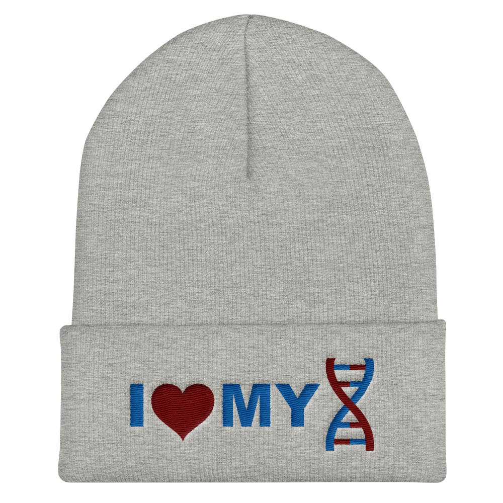 I Love My DNA / Beanie