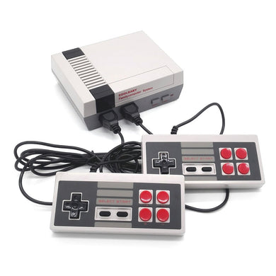 Retro HDMI Video Game Console (600 Built-in Games!)
