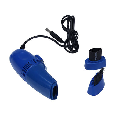 USB Vacuum Cleaner (Blue)