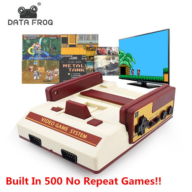 Vintage HDMI Video Game Console (500 Built-in Games!)