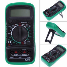 Digital Multimeter (AC/DC)
