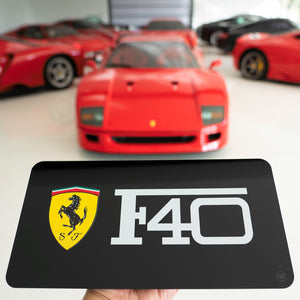 Timeless - The Story of Matt and his Ferrari's.