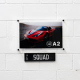PlateGame Custom Wall Prints - A2