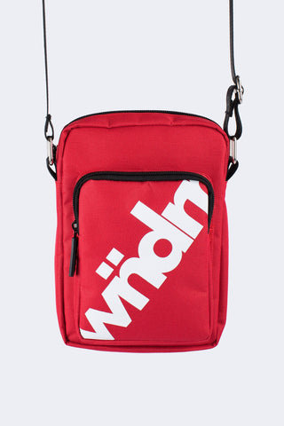 DIVIDE SIDE BAG - RED