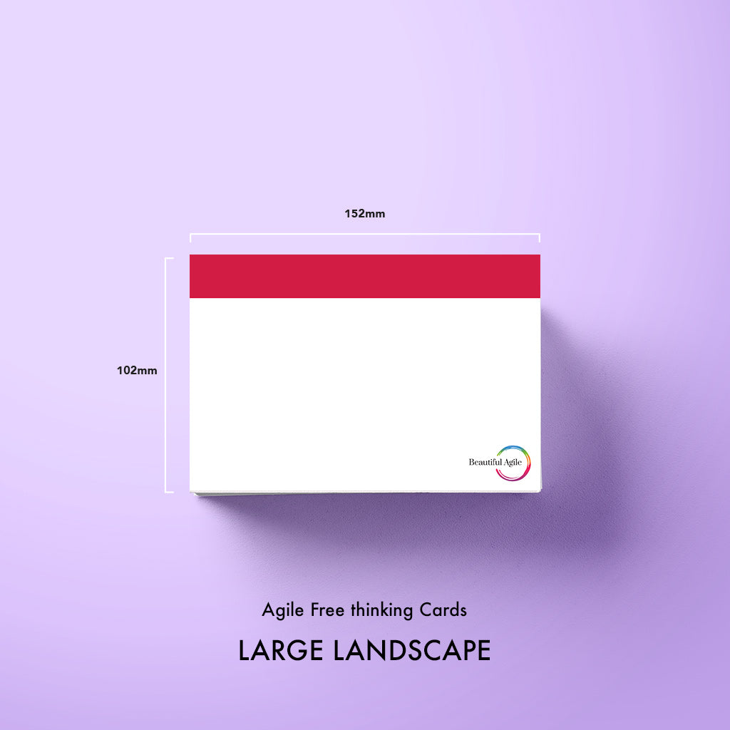 Agile Free-Thinking Cards