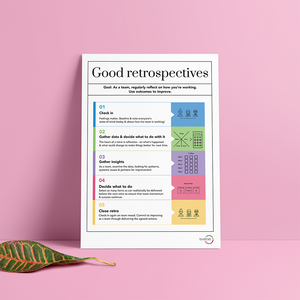 Good Retrospectives Poster